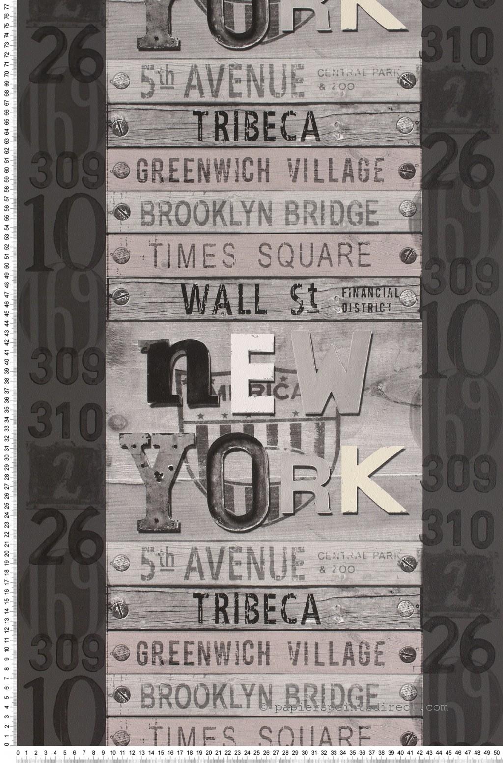 Je N Opte Que Pour Le Papier Peint New York