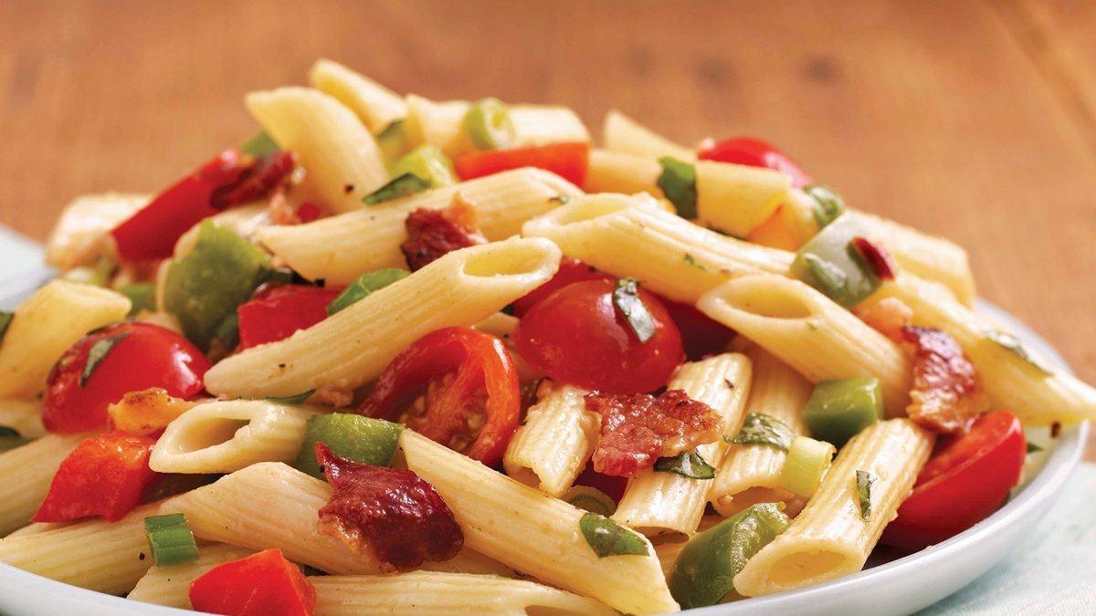 salade de pates est vraiment facile 224 r 233 aliser surtout lorsque vous manquez de temps