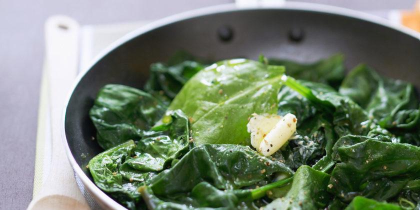 Comment Cuire Les épinards Frais - Cuisiner des epinards frais