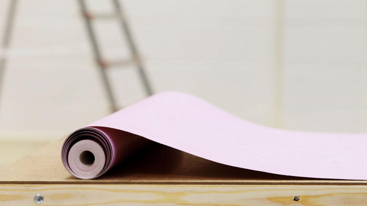 poser du papier intisse. Black Bedroom Furniture Sets. Home Design Ideas